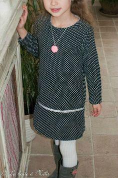 robe Y velours