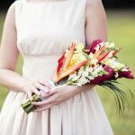 Playful DIY Rustic Southern Wedding with Vintage Appeal