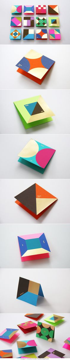 http://www.behance.net/gallery/Astrobrights-Thank-You-Card/9333553