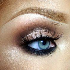 kitulec beauty blog: Dark Afterglow