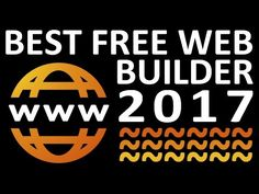 Best Free Website Builder 2017 | Unlimited FREE Web Hosting.      Click Here to See The Best Place to Register Your New Domain! Top 3 best free website builders for 2017. With these free web hosting services you can build your site or blog easily. No ads, no bandwidth or storage limits, no BS. 100% free forever! MORE INFO, LINKS, DOWNLOADS FEATURED &...  #BestFreeWebsiteBuilder, #BestFreeWebsiteBuilder2017, #BestWebsiteBuilder, #CreateAWebsite, #CreateFreeWebsite, #Eas