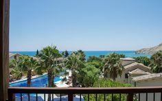 Sea View Main Building Luxury Suite   Limassol Beach Resort   5 Star Holiday Resorts Cyprus
