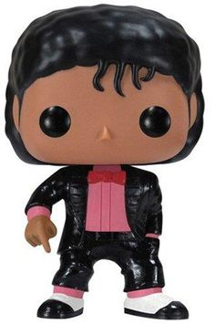 Funko POP Michael Jackson (Vinyl): Billie Jean It's the King of Pop - Michael Jackson is here One of the highest-selling artists of all-time An ideal vinyl figure for your desk or your shelves Michael Jackson Vinyl, Michael Jackson Figure, Billie Jean Michael Jackson, Michael Jackson Quotes, Pop Vinyl Figures, Funko Pop Figures, Pop Goes The Weasel, Pop Figurine, Disney Pop