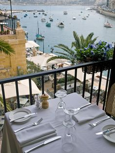 San Giuliano Restaurant, Spinola Bay, St. Julians, Malta