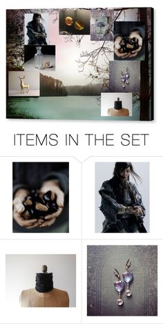 """adrift..."" by yforyouonetsy ❤ liked on Polyvore featuring art"