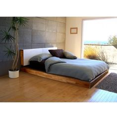 1000 Images About Diy Modern Bed Frame Ideas On