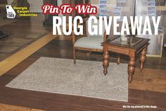 Georgia Carpet Industries - Pin to Win Contest http://woobox.com/bxkvq5/hb0oyk