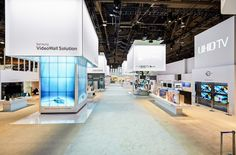 Samsung at CES 2014 on Behance