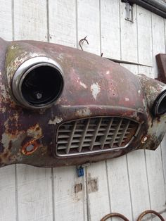 Austin Healy front clip, $495