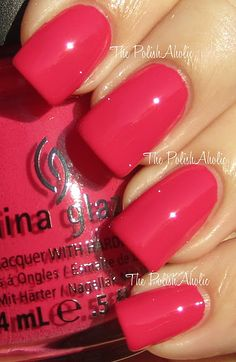 China Glaze Wicked Style- Spring 2012 Electropop Collection