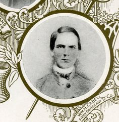 William Cabell, who was killed in the Battle of New Market. :: VMI Archives Photographs Collection