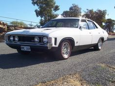 1973 Ford Falcon XA GT Sedan 351 GENUINE | | #rareford #fordaustralia #musclecars | rare-autos.com