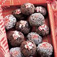 Chocolate Chip and Peppermint Crunch Crackles from Epicurious