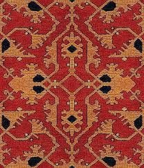 """NB: """"Oushak rugs originated in the small town of Oushak in west-central Anatolia, today just south of Istanbul, Turkey. Unlike most Turkish rugs, Oushak carpets had been greatly influenced by Persian designs"""". Deep Carpet Cleaning, How To Clean Carpet, Modern Carpet, Grey Carpet, Persian Carpet, Persian Rug, Turkish Rugs, Iranian Rugs, Carpet Shops"""