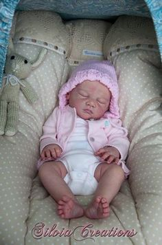 Caspar by Christa Goetzen - Online Store - City of Reborn Angels Supplier of Reborn Doll Kits and Supplies
