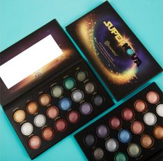 The BH Cosmetics Supernova Palette Has Arrived + Free Palette/Free Shipping | The Budget Beauty Blog