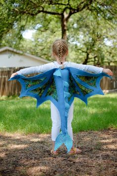 Items similar to Sea Dragon Wings and Tail Costume Kids Age 6 Months to Adult on Etsy Dragon Birthday, Adult Birthday Party, 10th Birthday, Birthday Gifts, Christmas Costumes, Halloween Costumes, Halloween Parties, Halloween Ideas, Costumes For Teens