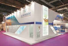 Since 2004 Insta Exhibitions Pvt. Ltd. An exhibition services solution provider based out of Mumbai, India has been designing and building the trade show booth for Aurobindo Pharma at CPHI.