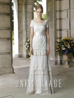 robe dentelle pour mariage civil
