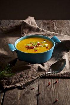 Karotten-Mango-Suppe, Food-Blog, vegan, glutenfrei, Rezept, Stuttgart