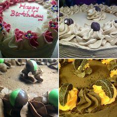 Buttercream Cake, Stuffed Mushrooms, Cakes, Vegetables, Food, Buttercream Ruffles, Stuff Mushrooms, Cake Makers, Kuchen