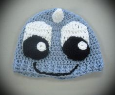 Narwhal Hat by 02nvrmor on Etsy, $30.00