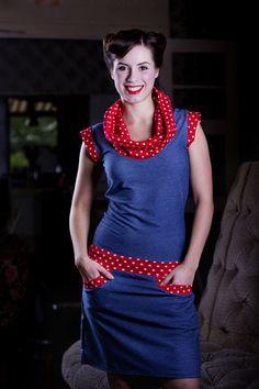 Die 31 besten Bilder von nähen jerseyröcke   Sewing patterns, Sewing ... deccead04e