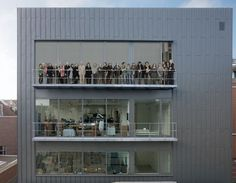 Amsterdam, Netherlands  The New Rijksmuseum. Atelier Building  CRUZ Y ORTIZ ARQUITECTOS