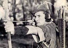 Errol Flynn.-oh where art thou Robin Hood?