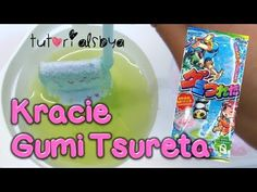 Kracie Gumi Tsureta DIY Japanese Candy Kit Tutorial | Chef A - http://rainbowloomsale.com/kracie-gumi-tsureta-diy-japanese-candy-kit-tutorial-chef-a/