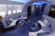 Vlieg in klasse met de nieuwe #Boeing 747.