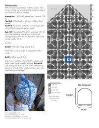 "Вязание. Жаккард - ""Зимняя радуга"" | VK Knitting Machine Patterns, Knitting Charts, Knitting Socks, Knitting Stitches, Knitted Hats, Crochet Hats, Fair Isle Chart, Fair Isle Pattern, Knit Stranded"