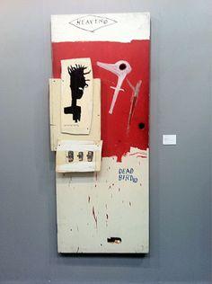 Heaven by Jean-Michel Basquiat Basquiat Artist, Jean Basquiat, Jean Michel Basquiat Art, Basquiat Paintings, Keith Haring, Andy Warhol, Robert Rauschenberg, Graffiti Art, Guggenheim Bilbao
