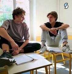 Sterek, Skam Isak, Isak & Even, Sorry My Love, Maxence Danet Fauvel, Cute Gay Couples, Boyfriend Goals, Best Series, Best Couple