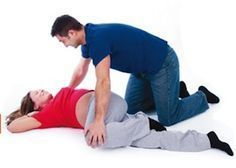Exercices de préparation à l'accouchement avec votre conjoint - Bébés et Mamans