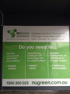 New concept in green business and green financing of sustainable solutions @nugreensolution