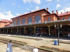 Suceava Burdujeni (500)- Railway station - Romania