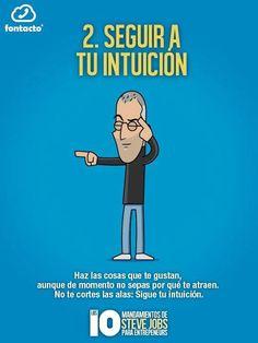 2. Seguir tu intuición