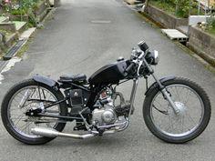 Honda Solo custom
