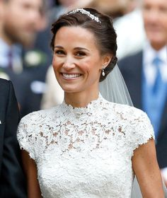 Pippa Middleton's 'Something Old' Was A Sweet Tribute To Sister Kate