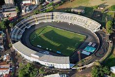 Estádio Francisco Palma Travassos - Comercial FC - Ribeirão Preto - SP - Brazil
