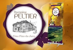 Roll up - domaine peltier