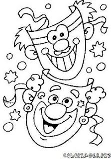 Free coloring pages of carnival Free coloring pages carnival – Free Coloring Sheets, Colouring Pages, Coloring Pages For Kids, Adult Coloring, Coloring Books, Circus Crafts, Carnival Crafts, Kids Carnival, Theme Carnaval