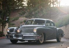 Preston's Personal Car: 1948 Tucker 48