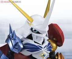 Nxedge Style [Digimon Unit] Omegamon (Completed) Item picture4