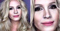 Holy weird, I can't not look at it...Using makeup, wigs, and contacts, Filipino TV host Paolo Ballesteros transforms himself into remarkably uncanny copies of celebrities.