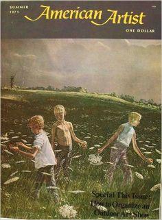 American Artist Magazine, Summer (July) 1971, Vol. 35, No. 6: Susan E. Meyer: Amazon.com: Books