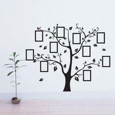 Adesivo de Parede Árvore Genealócica