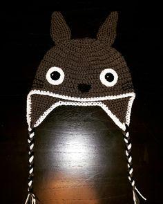 Gorro tejido al crochet  - TOTORO T: Adolescente