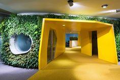 Gallery - Yandex HQ Second Stage / Atrium - 1